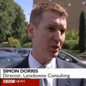Lansdowne Managing Partner Simon Dorris im Interview bei BBC News zur Wiederauferstehung von Jaguar Landrover und den Aussichten für Tata Motors