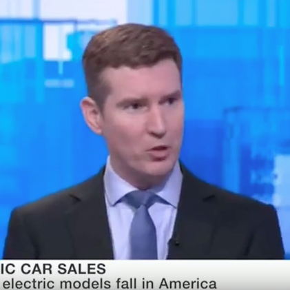 Lansdowne Managing Partner Simon Dorris interviewed on BBC on the falling oil price and impact on electric car sales
